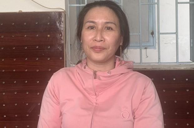 Une femme a Can Tho arretee pour des actions contre l'Etat hinh anh 1