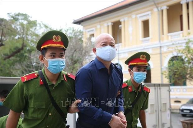 Verdict en appel d'une affaire concernant l'autoroute Ho Chi Minh-Ville – Trung Luong hinh anh 2