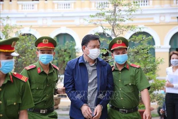 Verdict en appel d'une affaire concernant l'autoroute Ho Chi Minh-Ville – Trung Luong hinh anh 1