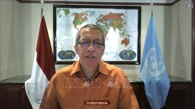 Le Vietnam a rehausse la position de l'ASEAN au Conseil de securite de l'ONU hinh anh 1