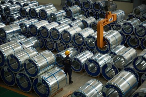 Le Vietnam impose des droits antidumping sur l'acier inoxydable lamine a froid importe de Chine hinh anh 1