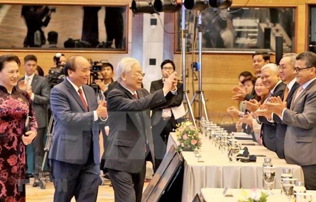 Le Vietnam affirme sa position sur la scene regionale et internationale hinh anh 1