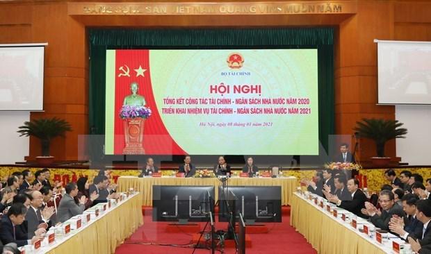 Le secteur des finances exhorte a renouveler l'esprit strategique pour le developpement du pays hinh anh 2