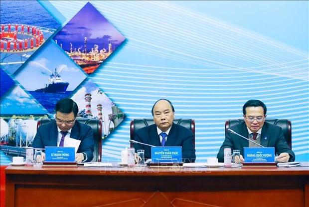 PetroVietnam exhorte a batir une organisation du Parti saine et puissante hinh anh 1