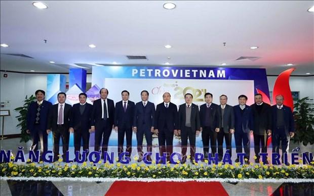 PetroVietnam exhorte a batir une organisation du Parti saine et puissante hinh anh 4