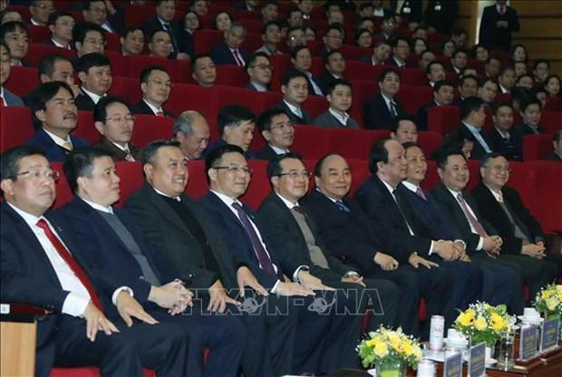 PetroVietnam exhorte a batir une organisation du Parti saine et puissante hinh anh 3