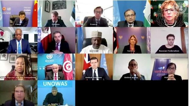 Afrique de l'Ouest et Sahel: le Vietnam appelle a garantir les interets legitimes de la population hinh anh 1