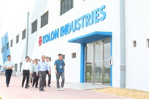 Kolo Industries agrandit son usine de fibres de pneu en polyester a Binh Duong hinh anh 1