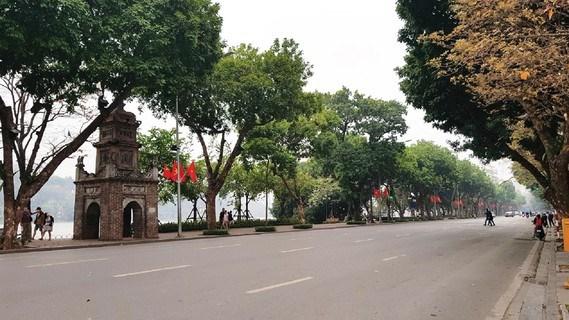 Hanoi impose de lourdes amendes aux contrevenants au port du masque hinh anh 1