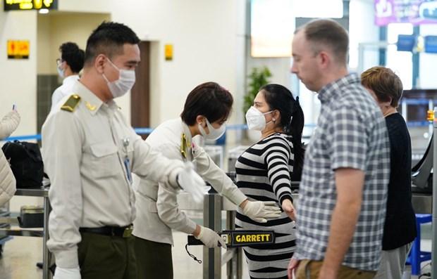La securite aerienne renforcee au Vietnam lors du 13e Congres du Parti hinh anh 1