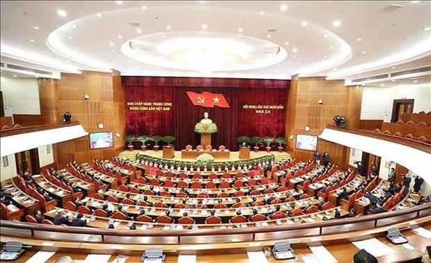 Le Programme de 2011 du Parti affirme ses valeurs hinh anh 1