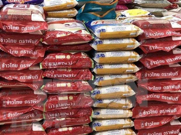 La Thailande devrait encore enregistrer de faibles exportations de riz en 2021 hinh anh 1
