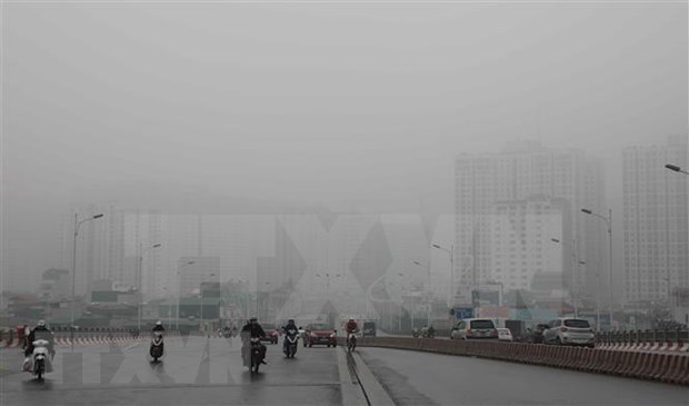 Le Premier ministe ordonne de renforcer le controle de la pollution atmospherique hinh anh 1