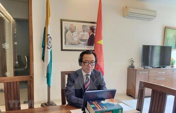 La diplomatie contribue a renforcer la position du Vietnam sur la scene internationale hinh anh 1