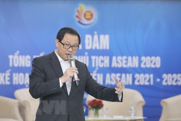 Le Vietnam souligne la necessite de former des equipes speciales anti-fausses informations hinh anh 1