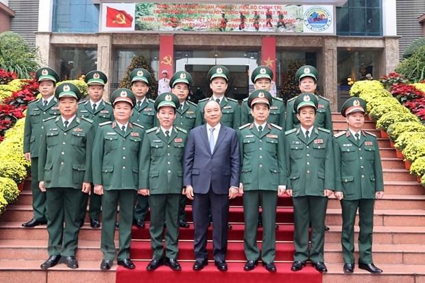 Les gardes-frontieres exhortees a bien controler les entrees illegales hinh anh 2