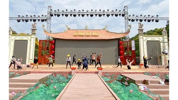 Festival du «Tet Viet» 2021 a Ho Chi Minh-Ville hinh anh 1