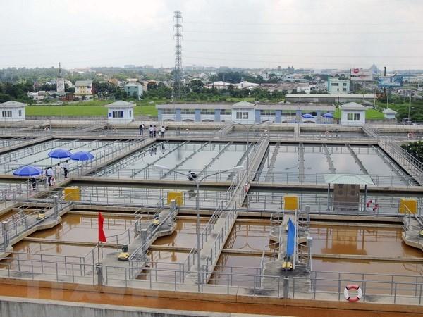 Pollution : HCM-Ville delocalisera les stations de pompagne d'eau brute en amont de la riviere hinh anh 1
