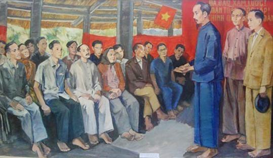 Quand le peuple choisit le marxisme-leninisme et la pensee Ho Chi Minh hinh anh 1