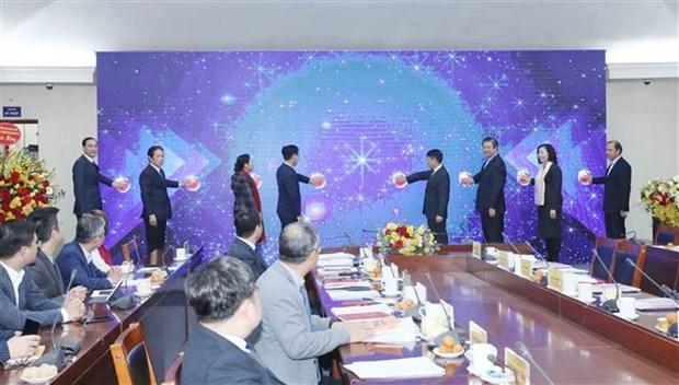 13e Congres du Parti : inauguration d'une page web sur l'information pour l'etranger hinh anh 1