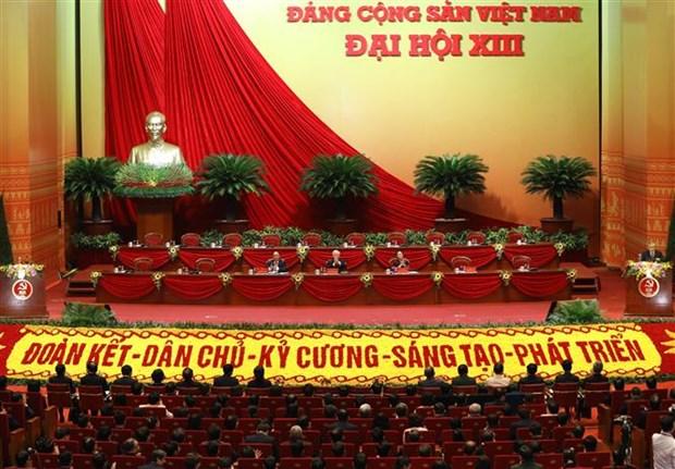 La reunion preparatoire du 13e Congres national du Parti communiste du Vietnam hinh anh 1
