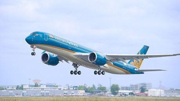 Les compagnies aeriennes vietnamiennes ont opere pres de 21000 vols pendant le mois du Tet hinh anh 1