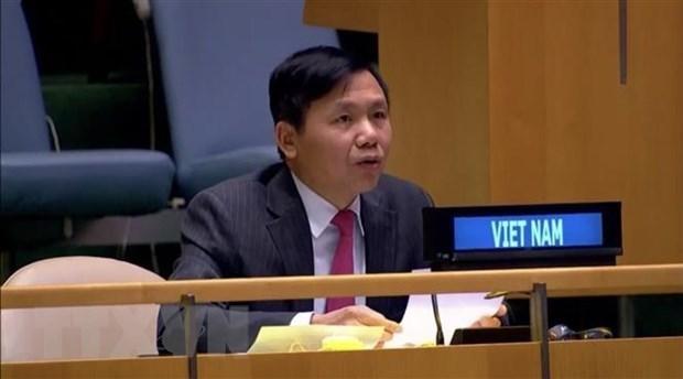 Le Vietnam soutient les activites de la la Mission de l'ONU au Soudan du Sud hinh anh 1