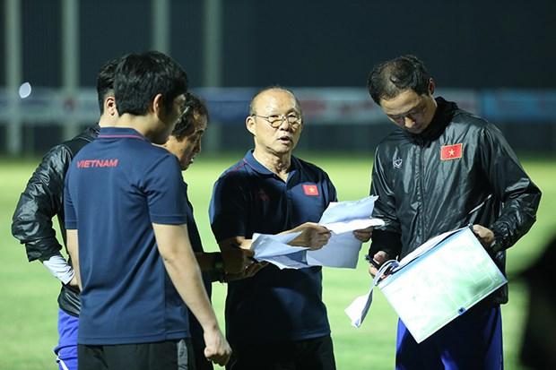 Coupe du monde 2022 : l'AFC modifie le calendrier pour le Vietnam et ses adversaires hinh anh 2