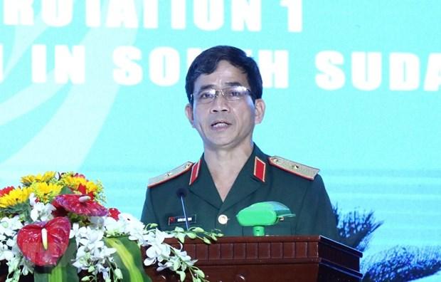 La participation au maintien de la paix de l'ONU renforce la position du Vietnam hinh anh 2