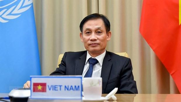 La participation au maintien de la paix de l'ONU renforce la position du Vietnam hinh anh 3