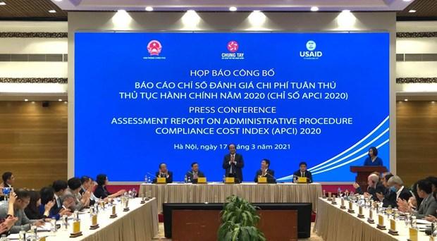 Le groupe de formalites fiscales se classe premiere en matiere de simplification administrative hinh anh 1