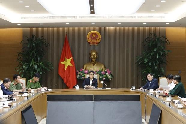Covid-19: le Vietnam reflechit au passeport vaccinal, tout en assurant la securite hinh anh 2