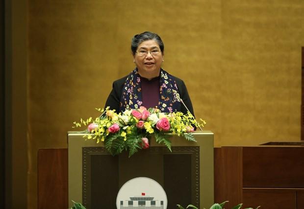Procedures pour liberer de ses fonctions la presidente de l'Assemblee nationale hinh anh 3