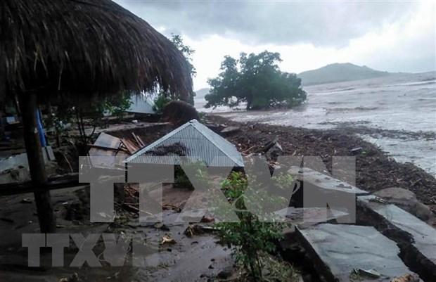 Catastrophes naturelles en Indonesie et au Timor-Leste : le Vietnam adresse ses condoleances hinh anh 1