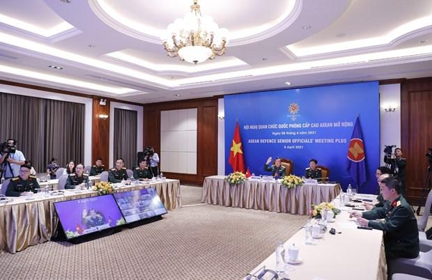 Defense : l'ASEAN et des partenaires renforcent leur cooperation pour une region de paix hinh anh 2