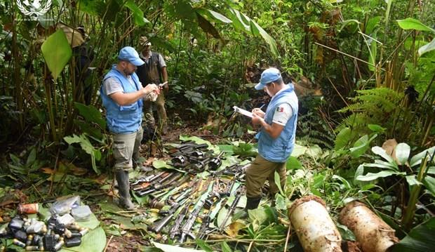 Le Vietnam appelle l'ONU a promouvoir la paix, la securite et le developpement en Colombie hinh anh 1