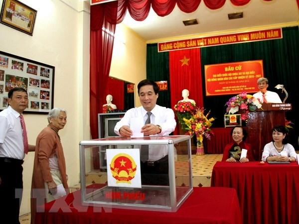 Selection des candidats pour les prochaines elections legislatives hinh anh 2