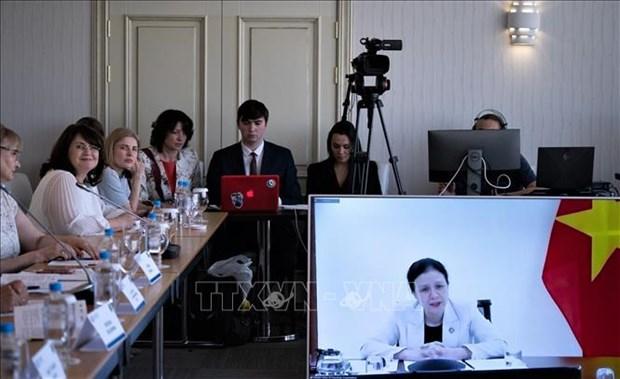 Le Vietnam a un colloque international sur la securite alimentaire hinh anh 2