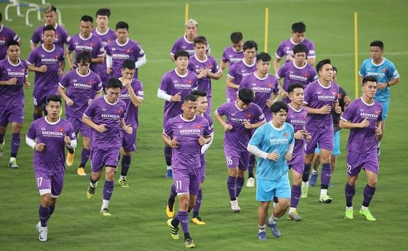 Eliminatoires de la Coupe du Monde 2022 : 29 footballeurs vietnamiens partiront pour les EAU hinh anh 3