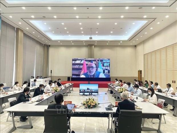 Binh Duong cherche a attirer des investisseurs italiens hinh anh 1