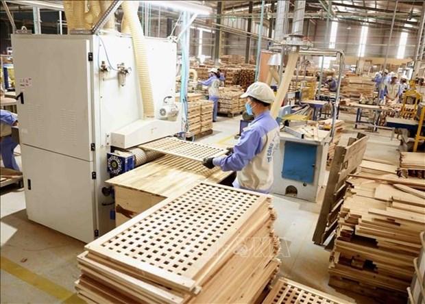 Les produits en bois et d'ameublement du Vietnam conquierent le marche americain hinh anh 2