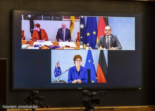 Mer Orientale: L'Allemagne et l'Australie soulignent le role de l'UNCLOS de 1982 hinh anh 1