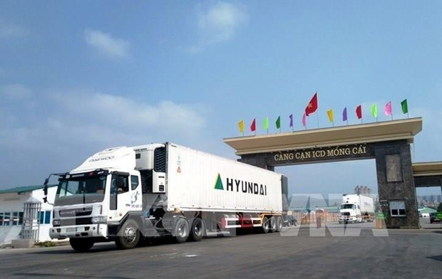 Commerce frontalier: Quang Ninh s'attache aux relations avec les localites chinoises hinh anh 1