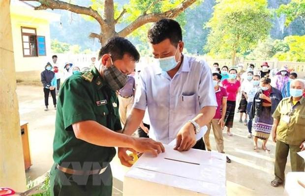 Les elections legislatives au Vietnam seront couronnees de succes hinh anh 2