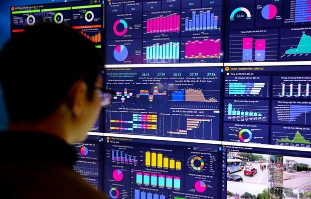 Cyber-securite : le Vietnam au 25e rang mondial hinh anh 1