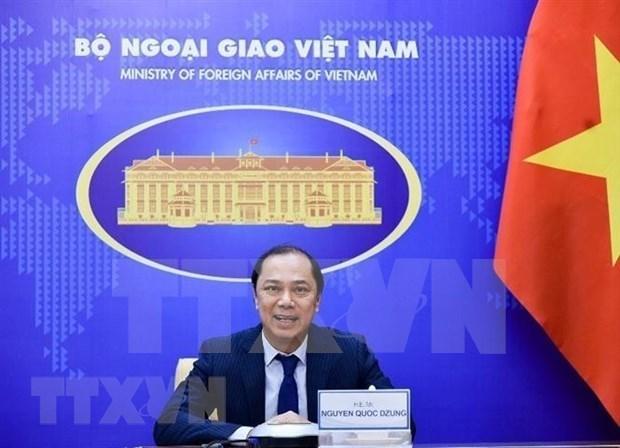 Le Vietnam souligne le role de plus en plus important de la region indo-pacifique hinh anh 1
