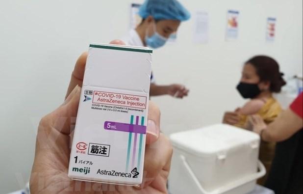 COVID-19 : le Japon va fournir un million de doses de vaccin supplementaires au Vietnam hinh anh 1