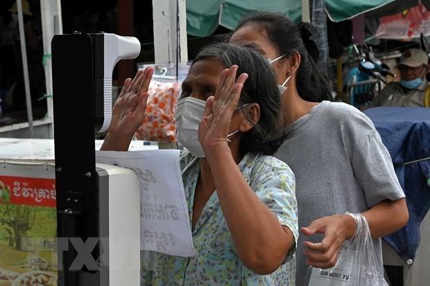 Covid-19 : le Laos prolonge le confinement, le Cambodge continue d'enregistrer de nouveaux cas hinh anh 2