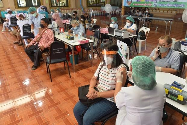 La Thailande signale un nombre record de nouveaux cas de Covid-19 hinh anh 1