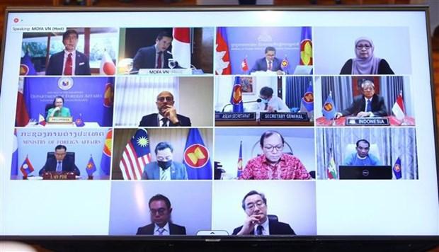 Le Vietnam œuvre pour le renforcement des liens ASEAN – Japon hinh anh 1